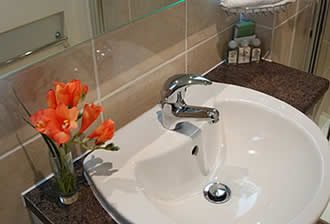 Individually Designed en-suite bathrooms